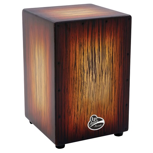 LP Aspire Accents Cajon [LPA1332] - Sunburst Streak - Cajon / Drum Box